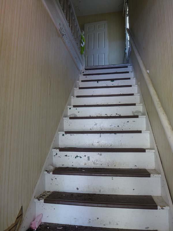 Photo of stairs
