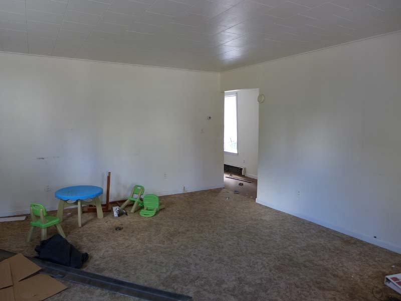 Photo of living room