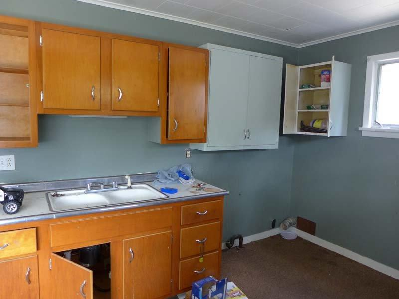 Photo of kitchen
